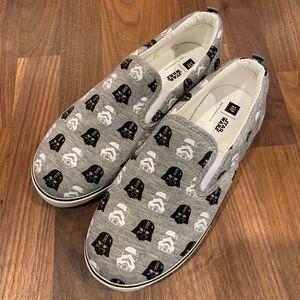 NEW Star Wars Sneakers from Gap Kids Sz 5
